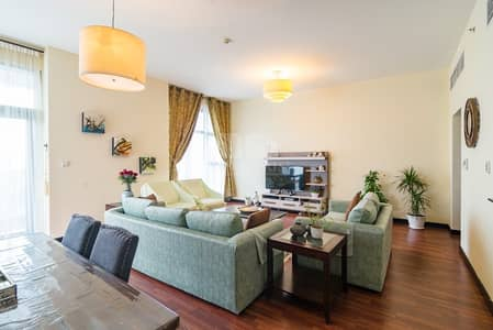 3 Bedroom Flat for Rent in Jumeirah Lake Towers (JLT), Dubai - High Floor I Fantastic Views I Open Layout I Bright