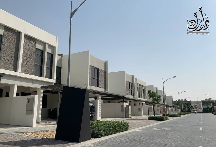 2 Own the lowest  3 BHK Town House in Dubai!