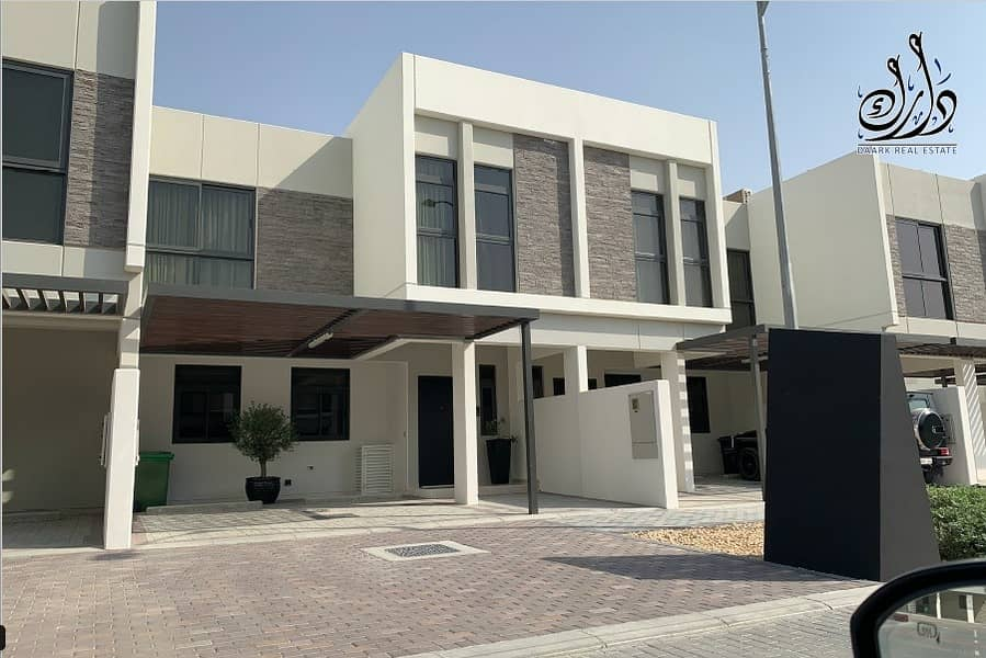 Own the lowest  3 BHK Town House in Dubai!