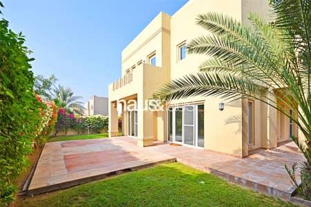 فیلا 5 غرف نوم للايجار في المرابع العربية، دبي - Single row | Type 11 | Immaculate villa