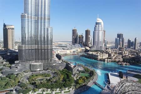 3 Bedroom Flat for Sale in Downtown Dubai, Dubai - Handover 2021| 3 Bed | Burj & Fountain View