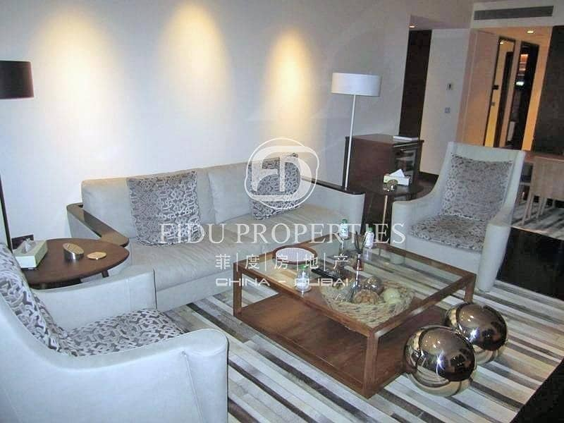 Fully Furnished | Best Layout | 2 Bedrooms