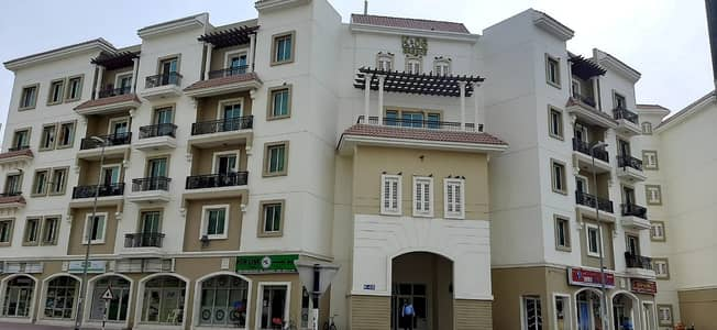 GREECE CLUSTER READY TO MOVE STUDIO WITH BALCONY APARTMENT FOR RENT ONLY 20,000 BY 4 PAYMENTS