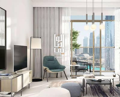 1 Bedroom Apartment for Sale in Downtown Dubai, Dubai -  5% Down-payment