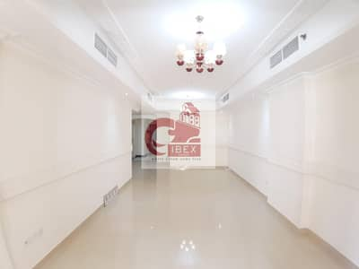 3 Bedroom Apartment for Rent in Bur Dubai, Dubai - Last unit / Front Of Metro / 3Bhk  With MaidsRoom+MasterRooms+Kids Play Area Just in 85k In Al Jaddaf