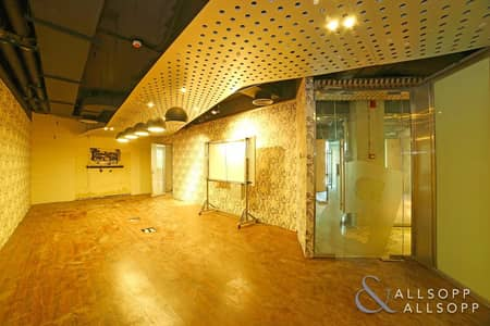 Office for Sale in Old Town, Dubai - Partitioned | Prime Location | 7 Parking<BR/>