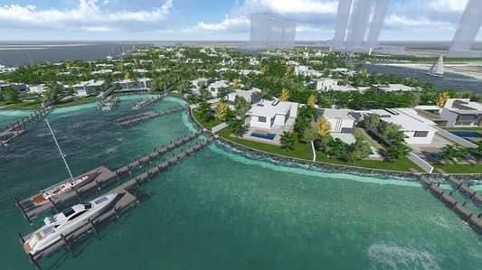 Plot for Sale in Nareel Island, Abu Dhabi - Unique land plots for UAE Nationals