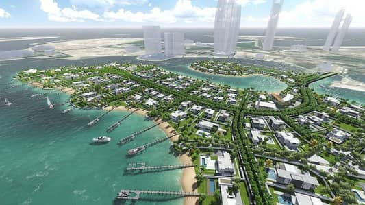 Plot for Sale in Nareel Island, Abu Dhabi - Residential Plot For Sale