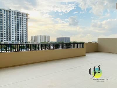 2 Bedroom Flat for Rent in Town Square, Dubai - Massive Balcony I Close to pool I Vacant