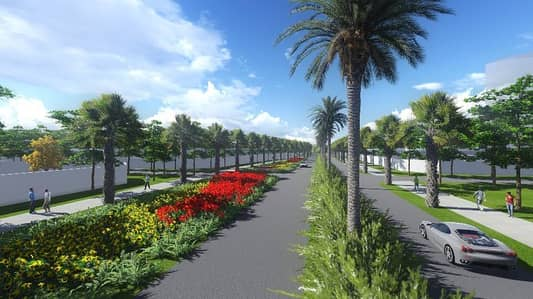 Plot for Sale in Nareel Island, Abu Dhabi - Unique land plots for sale