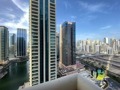 فلیٹ 2 غرفة نوم للبيع في أبراج بحيرات الجميرا، دبي - Fabulous Marina Views I Large 2Bed + Maid's