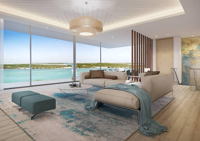 شقة في مايان جزيرة ياس 2 غرف 2109440 درهم - 2837741