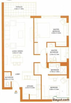 2 Bed - Type L2
