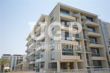 فلیٹ 2 غرفة نوم للايجار في شاطئ الراحة، أبوظبي - Landmark View   Vacant 2BR Duplex with Facilities