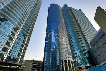 Sea View! Elegant Furnished & Fitted Office in High Floor