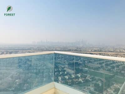 Studio for Sale in Jumeirah Village Triangle (JVT), Dubai - Chiller Free Studio apartment with Balcony view