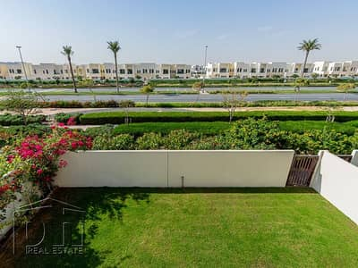 3 Bedroom Villa for Sale in Reem, Dubai - Single row 3e beautiful condition quiet location