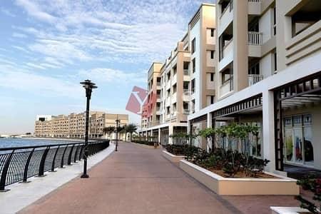 فلیٹ 2 غرفة نوم للايجار في میناء العرب، رأس الخيمة - Scenic Sea View Apartment for Rent in Mina Al Arab