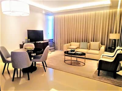 1 Bedroom Apartment for Rent in Downtown Dubai, Dubai - Fully Furnished | Brand New | Huge 1 Bed + Study