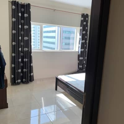 1 Bedroom Flat for Rent in Al Khalidiyah, Abu Dhabi - we have a very clean and nice room for you it also included a free maintenance