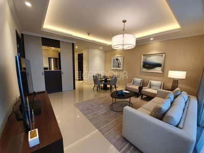 1 Bedroom Flat for Rent in Downtown Dubai, Dubai - Above 50th Floor | Wonderful View of the City