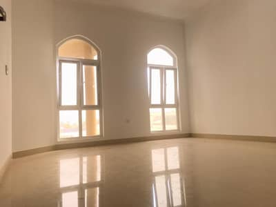 Studio for Rent in Mohammed Bin Zayed City, Abu Dhabi - Near Shabia First Floor Wide Window Spacious Studio with Bathtub at Zone 24
