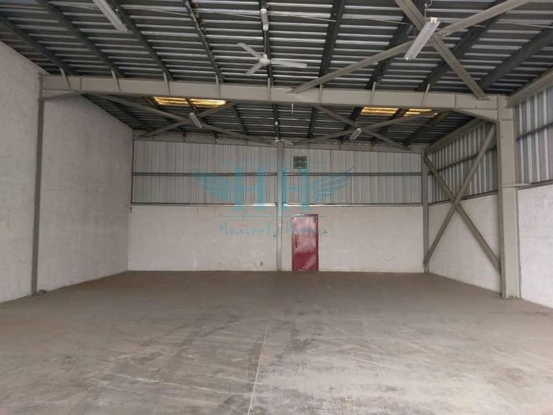 2 Strategic Location for Ready Warehouse In Al Rashidiya
