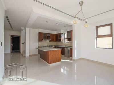 4 Bedroom Villa for Sale in Arabian Ranches 2, Dubai - Quiet location type 4 short walk to pool and park