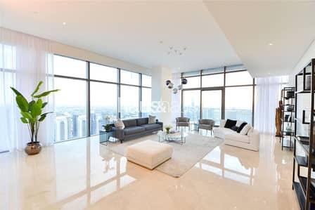 فیلا 3 غرف نوم للبيع في دبي مارينا، دبي - Managed by Jumeirah Group | Full Marina Views