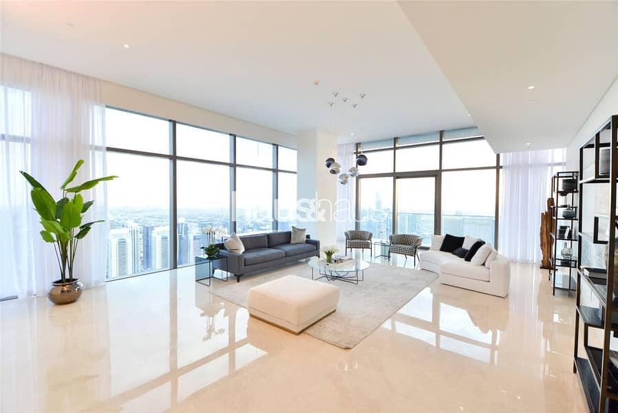 Managed by Jumeirah Group | Marina Facing Villa