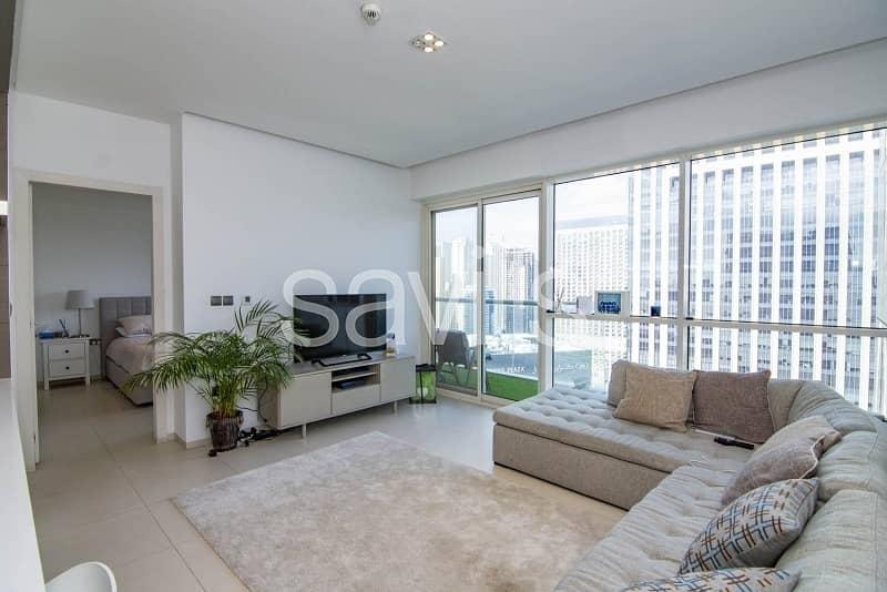 2 Modern Luxury|Vacant now on a high floor
