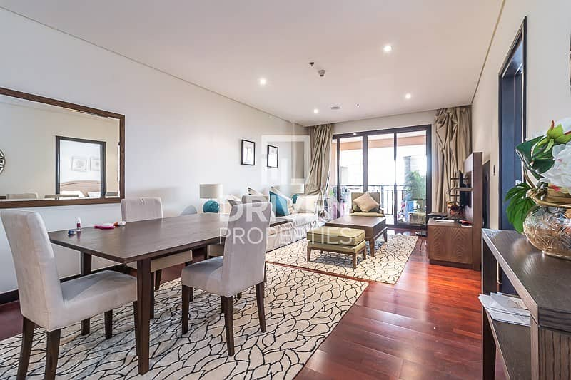 Huge and Fully Furnished 1 Bed Apartment