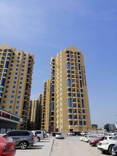 فلیٹ 1 غرفة نوم للايجار في عجمان وسط المدينة، عجمان - شقة في أبراج الخور عجمان وسط المدينة 1 غرف 21000 درهم - 4524065