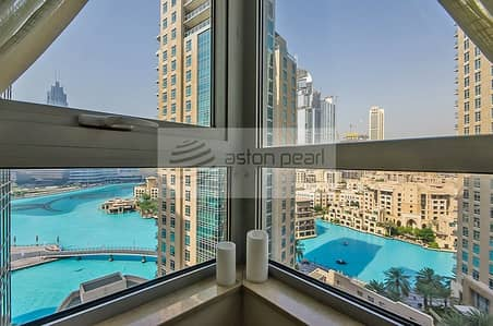 1BR+S Apartment | Fountain View | The Residences 5