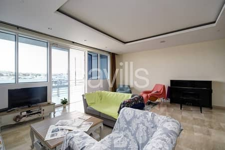 1 Bedroom Flat for Sale in Palm Jumeirah, Dubai - Low floor with Marina view and private garage