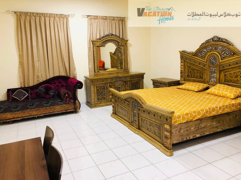 Luxury Furnished Studio In France Cluster, International City Dubai.
