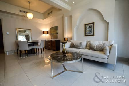 1 Bedroom Flat for Rent in Old Town, Dubai - 1 Bedroom | Burj Khalifa View | Furnished