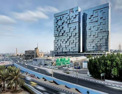 Shop for Rent in Al Garhoud, Dubai - Retail available on Marrakech Street