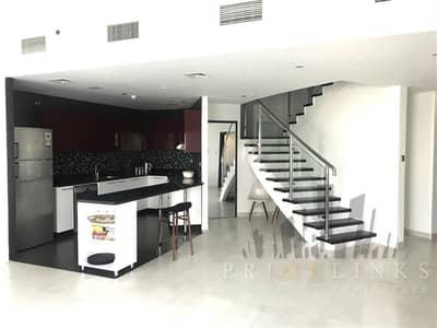 Fantastic Duplex 2 Bedrooms Full Marina View
