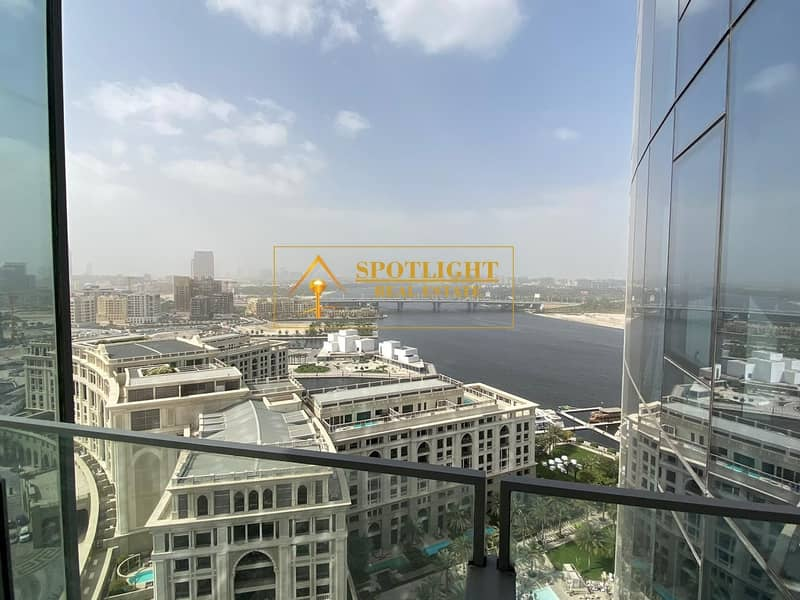 2 Deal of Day - Spacious 2 Bedroom in D1 Tower - Creek Burj View