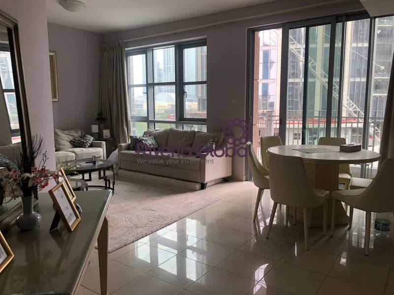 2BHK + Maids | Vacant| Excellent Condition