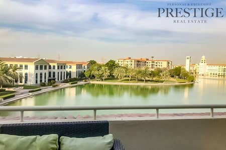 3 Bedroom Apartment for Rent in Dubai Investment Park (DIP), Dubai - Vacant | Lake View | 3BR + Maid  | Motorcity