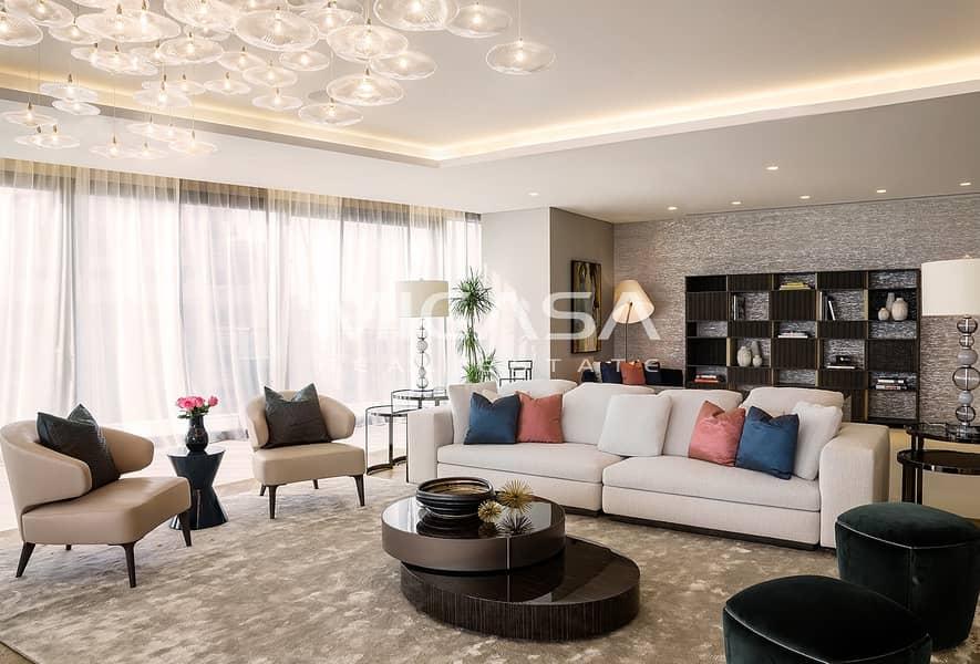 Elite Living || Sea Views || Extravagant Penthouse