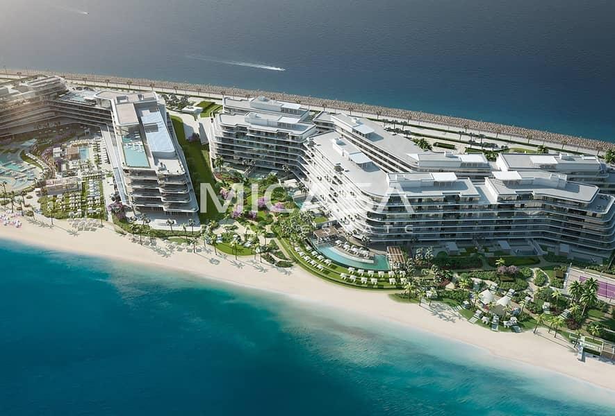 10 Elite Living || Sea Views || Extravagant Penthouse