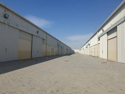 Warehouse for Sale in Al Ramlah, Umm Al Quwain - Magnificent Warehouse for Sale