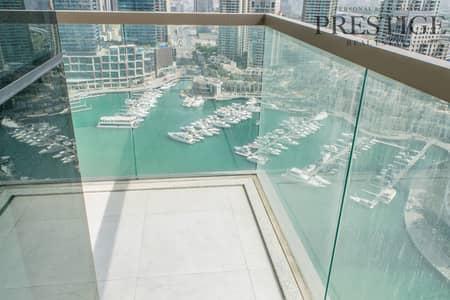 شقة 3 غرف نوم للايجار في دبي مارينا، دبي - Only Available  3 Bedroom with Full Marina View