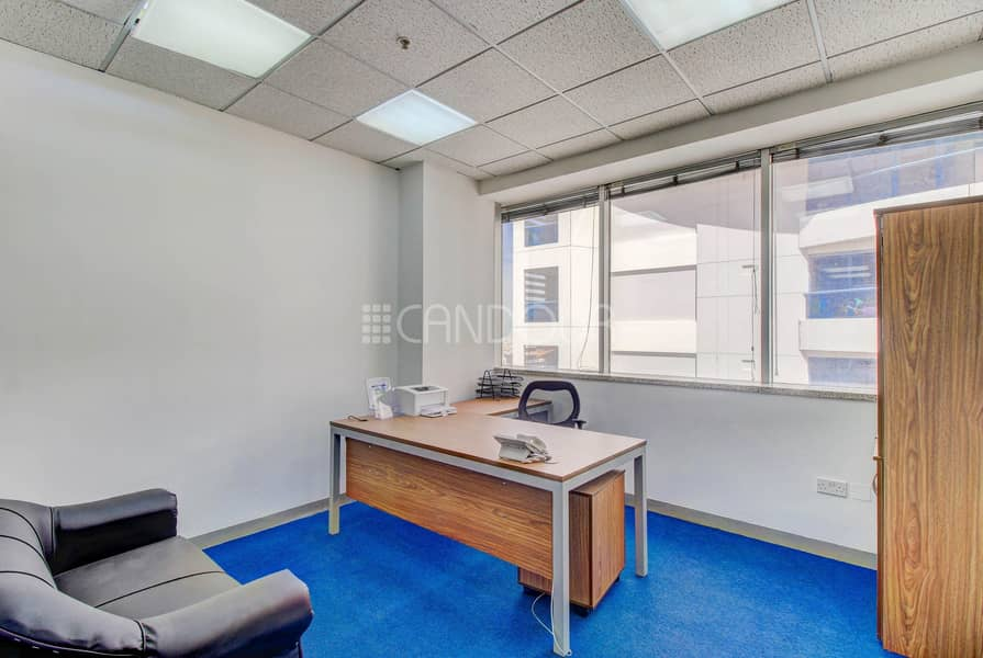 23 Furnished Office Prime Location Next To Metro