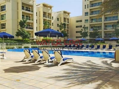 2 Bedroom Apartment for Rent in The Greens, Dubai - Chiller Free I 2BR with Study I Pool View