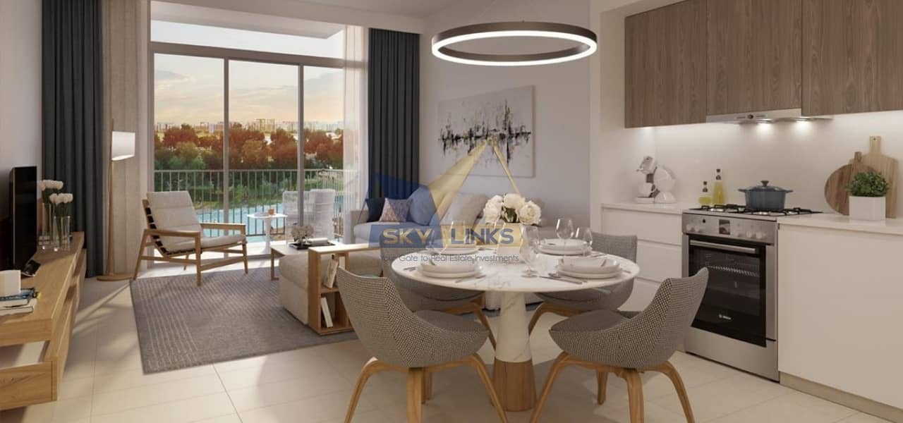 Luxurious 2  Bedroom Apartment For Sale with 3 year Business licence and 3 year Residence licence