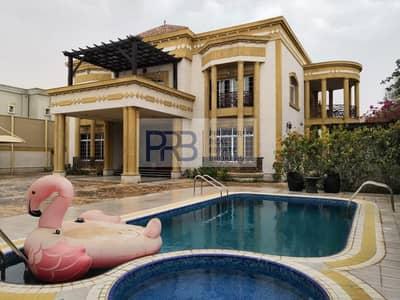 فیلا 5 غرف نوم للبيع في البرشاء، دبي - Luxury 5 Br Villa Al Barsha 2 / Big Garden/ Swimming  Pool